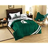 NCAA Michigan State Spartans Twin Bedding Set