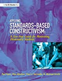 img - for Applying Standards-Based Constructivism: Elementary book / textbook / text book