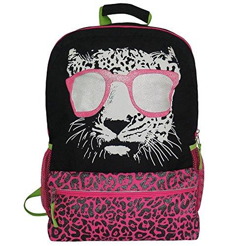 advocator 3d animal print school bag bookage cute kids