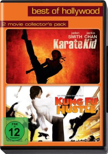 Best of Hollywood - 2 Movie Collector's Pack: Karate Kid / Kung Fu Hustle [2 DVDs]