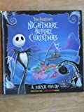 Tim Burton's Nightmare Before Christmas: A Super Pop-Up Book by Burton, Tim (1993) Hardcover