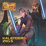 Star Wars: Clone Wars Wandkalender 2015
