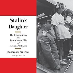 Stalin's Daughter Audiobook
