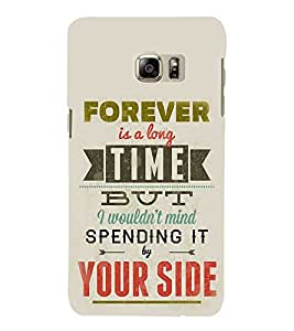 Forever Spending With You Cute Fashion 3D Hard Polycarbonate Designer Back Case Cover for Samsung Galaxy Note7 :: Samsung Galaxy Note7 Duos :: Samsung Galaxy Note7 N930G :: Samsung Galaxy Note7 N930F N930 N930V N930A N930P N930T N930R4 N930W8