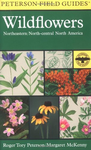 A Field Guide to Wildflowers: Northeastern and North-central North America (Peterson Field Guides) (Wild America Peterson compare prices)