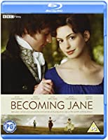 Becoming Jane [Blu-ray] [Region Free]
