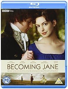 Becoming Jane [Blu-ray] [Region Free]