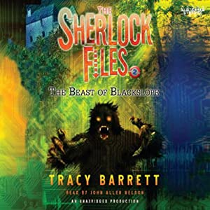 The Beast of Blackslope: The Sherlock Files #2 | [Tracy Barrett]