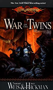 War of the Twins: 2 (Dragonlance: Legends) by Wizards of the Coast