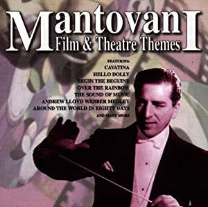 Mantovani - Film And Theatre Themes from Crimson (DNA)