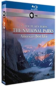 Ken Burns: The National Parks: America's Best Idea: [Blu-ray]