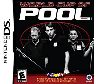 World Cup of Pool - Nintendo DS