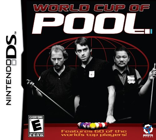 World Cup of Pool - Nintendo DS - 1