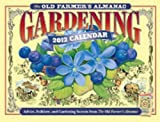 The Old Farmer's Almanac Gardening Calendar 2012