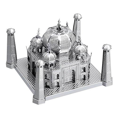 Fascinations ICONX Taj Mahal 3D Metal Model Kit (Taj Mahal Model compare prices)