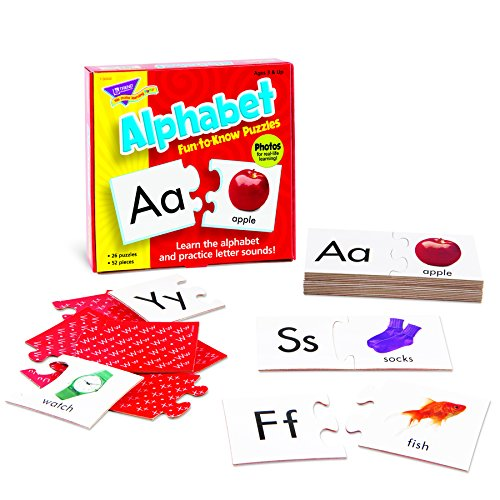 Fun-to-Know® Puzzles: Alphabet - 1