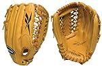 Reebok VRPRO1275 VR6000 PRO Ballglove Series 12 3/4 inch Outfielder Baseball Glove (Right Handed Thrower)