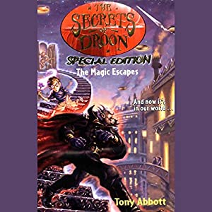 The Secrets of Droon Audiobook