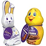 Cadbury Easter Bunny and Chick