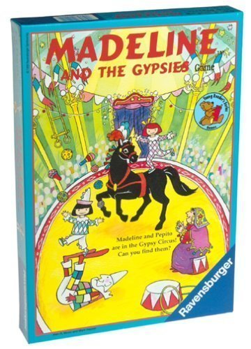 Madeline and the Gypsies Game
