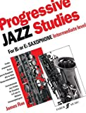 img - for Progressive Jazz Studies for B-flat or E-flat Saxophone, Bk 2 (Faber Edition) book / textbook / text book