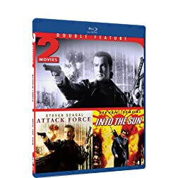 Attack Force & Into the Sun - Blu-ray Double Feature