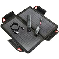 NOCO XGrid 4W Portable Solar Panel and A...