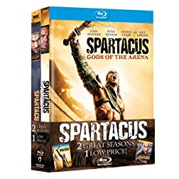 Spartacus: Blood and Sand / Gods of the Arena [Blu-ray]