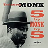 5 By Monk By 5 Remastered [12 inch Analog]
