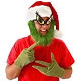 Dr. Seuss Grinch Gloves Adult