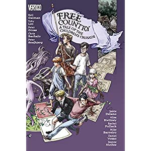 Free Country: A Tale of The Children's Crusade