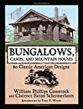 img - for Bungalows, Camps, and Mountain Houses: 80 Classic American Designs book / textbook / text book