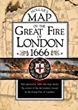 Map of the Great Fire of London, 1666 (Old House Projects)