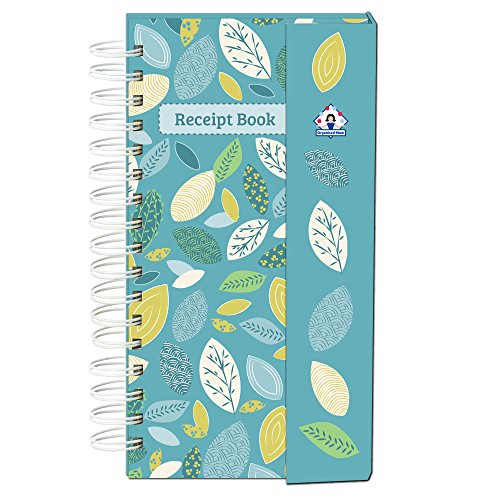 Organized Mom Receipt Book organizer. An attractive receipt storage book with 13 card pockets to file receipts month by month plus an extra pocket for Christmas. Ideal to help with personal finances. (Receipt Organizers compare prices)