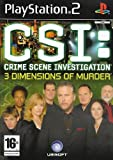 CSI 3 Dimensions of Murder (PS2)