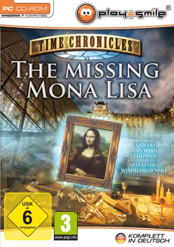 Time Chronicles - The Missing Mona Lisa - [PC], PC