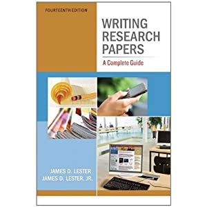 writing research papers a complete guide apa