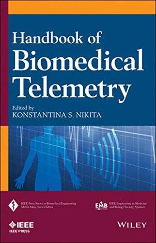 Handbook of Biomedical Telemetry (IEEE Press Series on Biomedical Engineering)