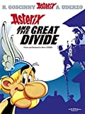 Asterix and the Great Divide: Album #25 (0752847120) by Uderzo, Albert