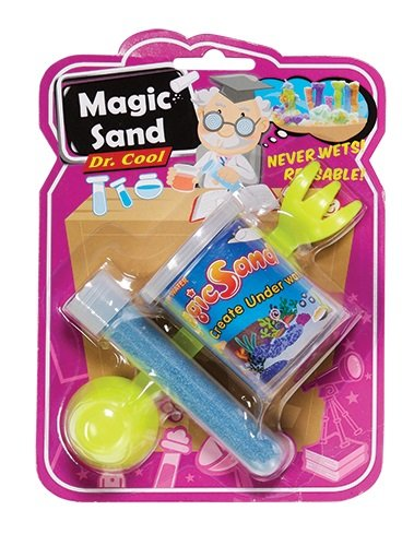 Make Your Own Magic Sand - 1