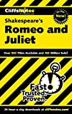 Cliffs Notes on Shakespeare's Romeo and Juliet