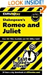 CliffsNotes on Shakespeare's Romeo an...