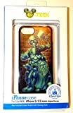 Disney D-tech World WDW Parks Authentic Haunted Mansion Hitchhiking Ghosts Attraction 2014 Iphone 5 5s Phone Hard Case & Screen Guard Cleaning Cloth Bundle Disney Dollar