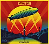 Celebration Day (Deluxe Edition 2CD, 1 Blu-Ray, 1 DVD (CD sized digipak) by Led Zeppelin [Music CD]