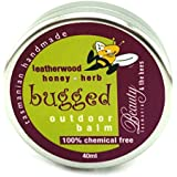 Bugged Outdoor Balm | Insect Repellant | All Natural | Chemical Free | Handmade In Tasmania Australia By Beauty...