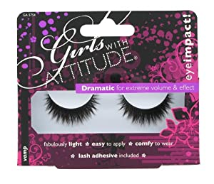 Girls with Attitude Faux cils séductrice