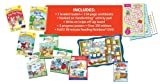 Hooked on Kindergarten Activity Pack (1601438125) by Hooked on Phonics