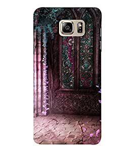 EPICCASE ecstatic Mobile Back Case Cover For Samsung Note 6 (Designer Case)