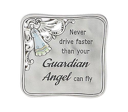 Ganz Inspirational Zinc Auto Visor Clip (Guardian Angel) (Jesus Clip compare prices)