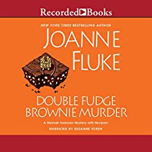 Double Fudge Brownie Murder (       UNABRIDGED) by Joanne Fluke Narrated by Suzanne Toren